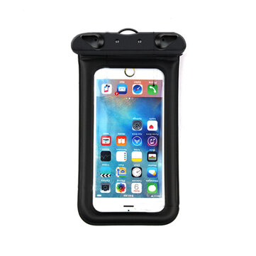 IPRee® 6 Inch Waterproof Mobile Phone Bag Holder Pouch For iPhone X Xiaomi Outdoor Float Swimming