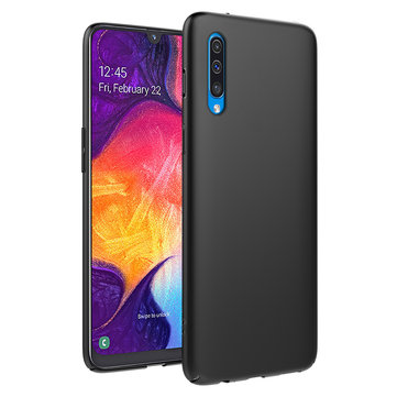 Bakeey Protective Case For Samsung Galaxy A50 2019 Micro Matte Anti Fingerprint Resistant Soft TPU Back Cover