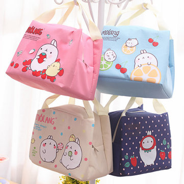 Baby Insulation Feeding Food Milk Thermal Bottle Bag Cute Infant Breast Milk Kettle Mummy Portable Handbag