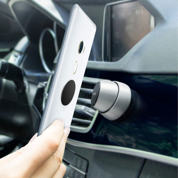 XIAOMI Q Magnetic Car Dashboard Phone Holder 360° Rotation Mount Stand for iPhoneXS