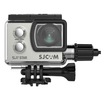 SJCAM Accessories Waterproof Motorcycle Charger Case for SJCAM SJ7 STAR 4K Sport DV Camera