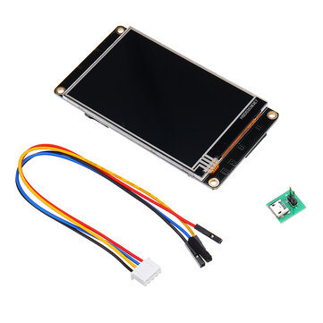 Nextion Enhanced NX4832K035 3.5 Inch HMI Intelligent Smart USART UART Serial Touch TFT LCD Module Display Panel For Raspberry Pi Arduino Kits