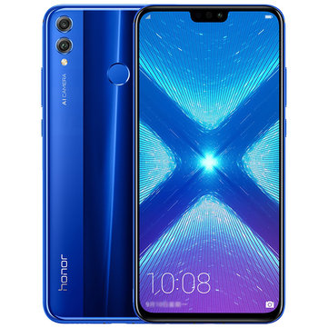 Huawei Honor 8X Global Version 6.5 inch 4GB RAM 64GB ROM Kirin 710 Octa core 4G Smartphone