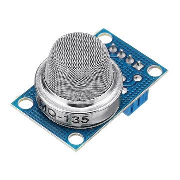 MQ-135 Ammonia Sulfide Benzene Vapor Gas Sensor Module Shield Liquefied Electronic Detector Module For arduino