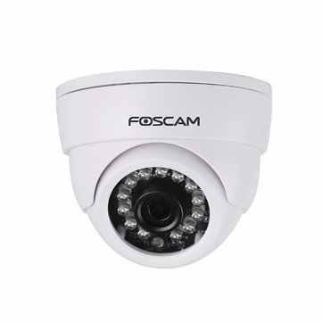 FOSCAM FI9851P 1.0 Megapixel HD Wireless H.264 IP Camera IR-Cut Free DDNS Onvif Night Vision 10m