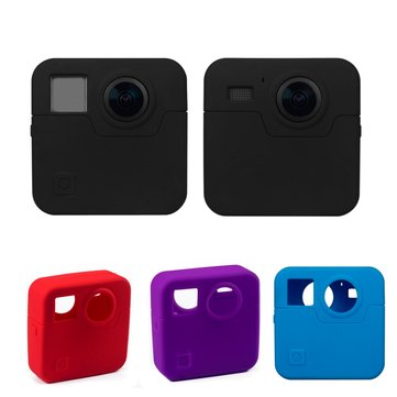 Silicone Protective Case For GoPro Fusion 360 Degree Panoramic Camera FPV
