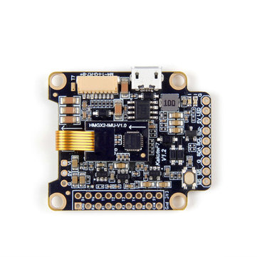 Holybro Kakute F7 STM32F745 Flight Controller W/ OSD Barometer for RC Drone