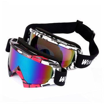 WOSAWE BYJ-017 UV400 Защитные очки для лыж Спорт Сноубординг Skate Snow Sunglasses Eyewear