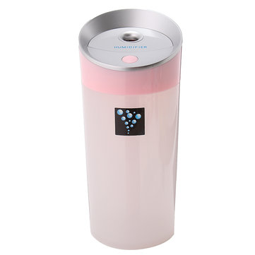 Portable USB Mini Humidifier Air Diffuser Fresher Mist Maker
