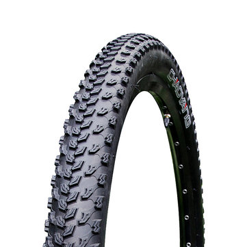 CHAOYANG H5166 Steel Wire MTB Bicycle Tire 26''X2.1 27.5''X2.0 60TPI Shark Skin Anti-puncture Black