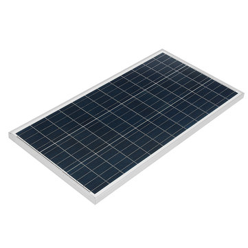 Elfeland P-75 Polysilicon Solar Panel 75W 18V 1000X520X30mm Solar Power Panel