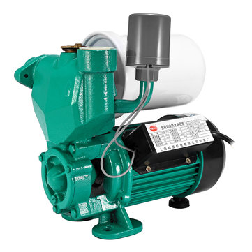 220V 370W Automatic Constant Garden Irrigation Pump Vacuum Priming Pump Self Priming Pump Machine