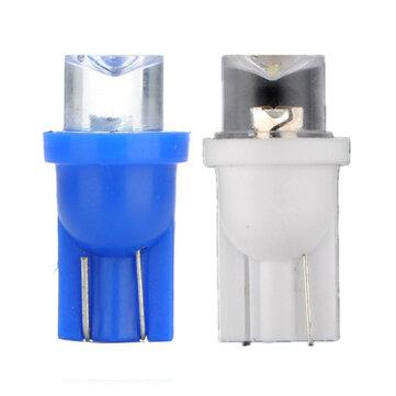 Car T10 W5W 501 SMD LED Side Marker Interior Wedge Lights Bulb Lamp White/Blue 12V