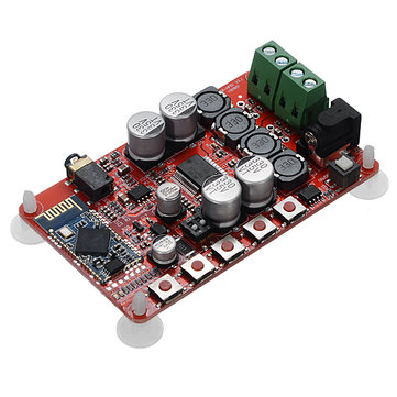 SANWU® 25W+25W TDA7492P Bluetooth CSR4.0 Audio Receiver Digital Amplifier Board