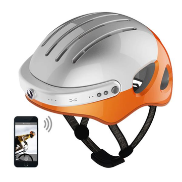 2K Sports Camera Smart Video Helmet With bluetooth Function Music Player