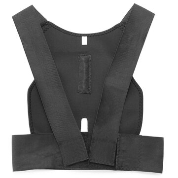 Magnet Posture Corrector Brace Corset Men Shoulder Back Support Strap Belt Band