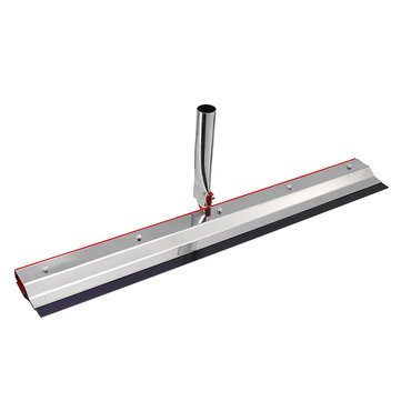 Notched Squeegee Epoxy Cement Painting Coating Self Leveling Flooring Gear Rake 2 3 5mm Tools Kit