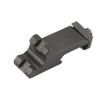 KALOAD Y0048 Tactical 45° Angle Offset Side 20mm Picatinny Weaver Laser Scope Rail Mount Holder For Hunting Handgun Caza