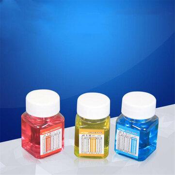 3Pcs 50ml PH 4.00/6.86/9.18 PH Buffer Calibration Liquid Kit Buffer Solution Acid Meter Calibrator