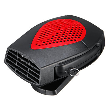 12V 150W Portable Car Heater & Cooler Fan Defroster Demister Heating Warmer