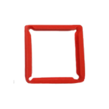 Color Silicone Protective Cover Dustproof Side Shell for FPV Flat Patch Antenna