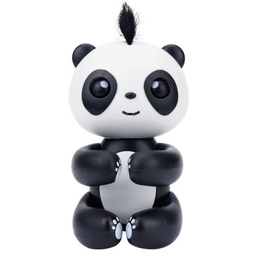 Christmas Finger Baby Interactive Intelligent Panda Smart Colorful Touch Reaction Toys For Kids Children Gifts