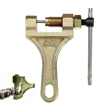 Motorcycle Bike Chain Breaker Splitter Removal Cutter Repair Tool For Chain 420 428 520 525 530