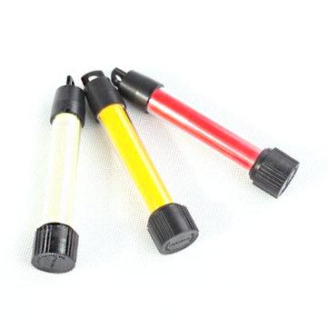 Barre di segnale esterno incandescenza bastone luce di campeggio del bastone