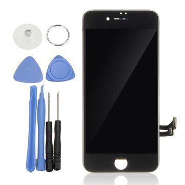 Full Assembly LCD Display+Touch Screen Digitizer Replacement With Repair Tools For iPhone 8
