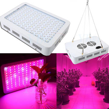 1000W 100 LED Full Specturm Grow Light for Hydroponic Indoor Plant Fruit