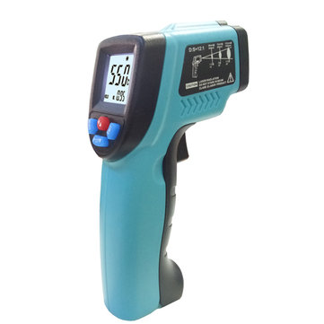 Digital IR Laser Thermometer Non Surface Temperature Measuring Tool Industry ℃/℉