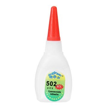 20g 502 General Instant Adhesive Fast Bond Quick Drying Glue Cyanoacrylate Strong Adhesive