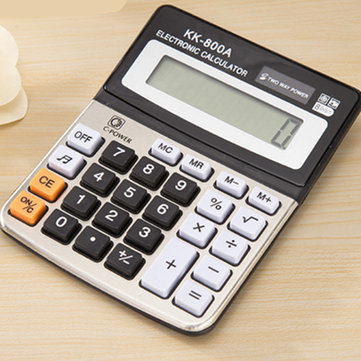 Office Calculator Mini Desktop 8 Digit Calculator Office Financial Accounting Stationery