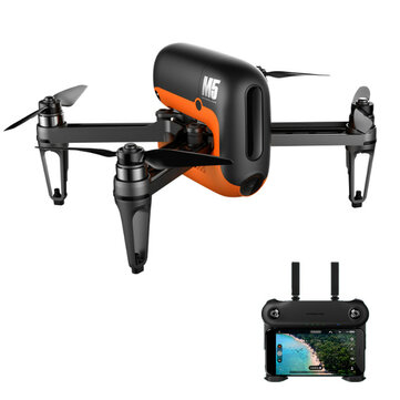 Wingsland M5 Brushless GPS WIFI FPV With 720P Camera RC Drone Quadcopter RTF