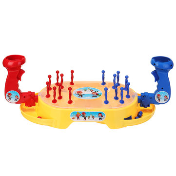 Double Match Game Desktop Puzzle Catapult Knowledge Children Early Education Toys