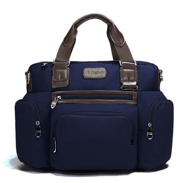 Canvas Business Casual Travel Laptop Bag Handbag