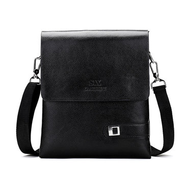 Men Business Casual Shoulder Bag Crossbody Bag