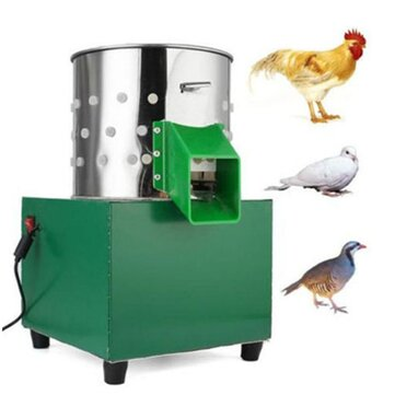 XY-25 220V 60W Small Chicken Birds Depilator Dove Feather Plucking Machine Poultry Plucker