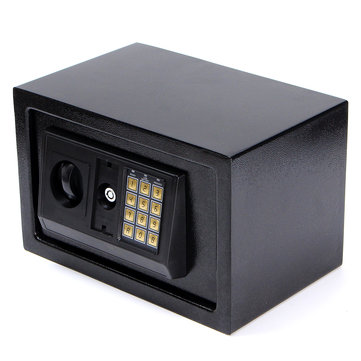 Digital Electronic Safe Box Keypad Lock Wall Security Cash Jewelry Box Hotel Cabinet