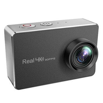 "XANESV9AllwinnerV5-DV1004K 16M пикселей 2,45 ""LCD Wifi 170 ° Широкоугольный Dual микрофон Интеллектуальный Анти Shake Sports камера Тахограф"