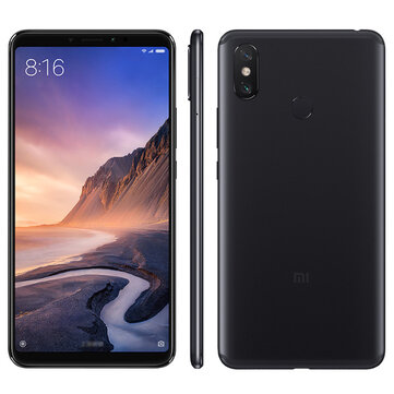 US$258.13 33% Xiaomi Mi Max 3 Global Version 6.9 inch 4GB RAM 64GB ROM Snapdragon 636 4G Smartphone Smartphones from Mobile Phones & Accessories on banggood.com
