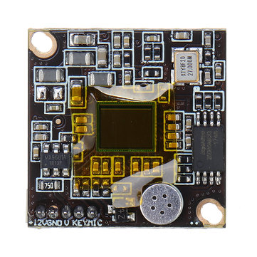 Caddx MB03-2 1/3 CMOS Sensor 1200TVL WDR 16:9/4:3 PCB Main Board Camera Module for Micro F2 Camera