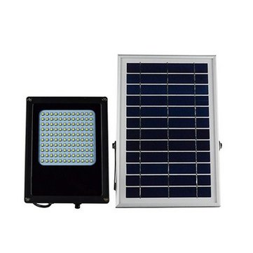 15W LED Light Sensor Solar Lamp Emergency Spot Lightt Security Outdooors Garden Flood Light