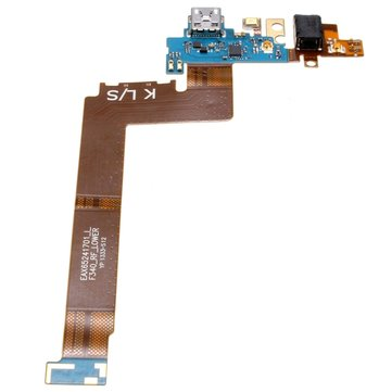 Buy Micro USB Charging Port Flex Cable For LG G Flex D950 F340 LS995 for $12.25 in Banggood store