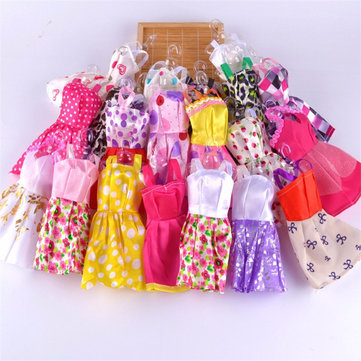 Beautiful Party Clothes Fashion Dress For Noble Doll Mixed Style