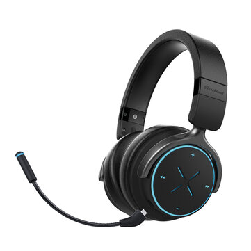 Ajazz AE3 Bluetooth V4.0 EDR 3.5mm Audio Dual Mode Stereo Headphone with Touch Control