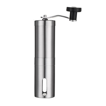 Hand Manual Coffee Grinder Portable Stainless Steel Coffee Mill Burr Makers Tool