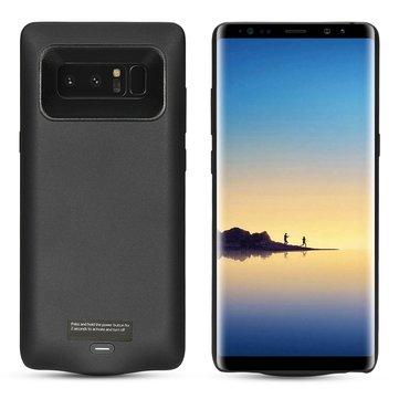 5500mAh External Bateria Carregador Caso Para Samsung Galaxy Note 8