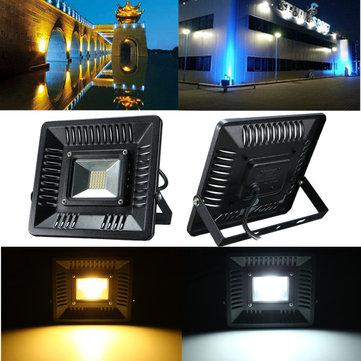 ชุดกันน้ำแบบกันน้ำ 30 วัตต์ LED ทิวทัศน์ที่มีน้ำท่วมสูงบางเฉียบ สวน Yard Lamp