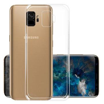 SoftTPUultrafinotransparentepara trás Caso para Samsung GalaxyS9